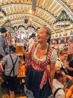 Octoberfest Girls, Octoberfest Party, Oktoberfest Outfit, Oktoberfest Beer, World Festival, Beer Festival, German Festival, German Girls, Germany