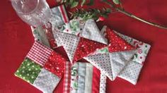 christmas coasters tutorials - Bing Images