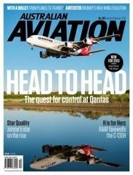 Australian Aviation relaunches for 2013 with new layout, columnists | Australian Aviation Magazine