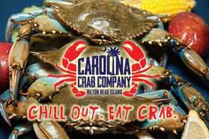 Chill Out. Eat Crab.We Have The Best Legs In Town! Carolina Crab Company in Palmetto Bay Marina is cozy, comfortable and offers great ...