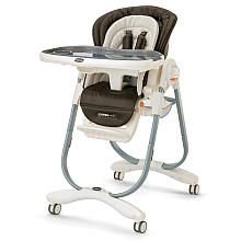 just ordered for Phoenix the Chicco Polly Magic High Chair - Rattania @ToysRUs I like that it reclines for infant level, but Phoenix does want to sit up already! :) I'll let you know my thoughts on how the high chair works out. Happy Holidays!