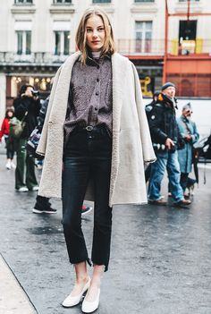 Who What Wear's 30-Day Fall Wardrobe Challenge via @WhoWhatWear