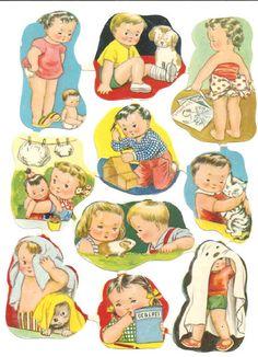 CROMOS TROQUELADOS ANTIGUOS-RAFAEL CASTILLEJO-ZARAGOZA Vintage Games, Vintage Art, Vintage Pictures, Cute Pictures, Nostalgia, Download Digital, Baby Kind, Free Prints, Close To My Heart