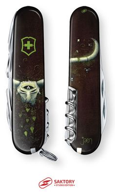 Le Cornu Swiss Army Knife: Saktory Studio Edition
