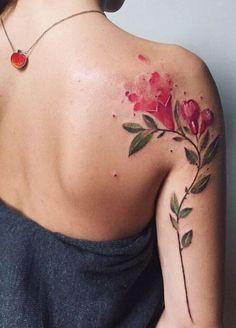 """Результат пошуку зображень за запитом """"flower tattoo"""""""