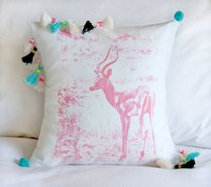 This would be cute as girly christmas decor changing teal and black to red pink and green