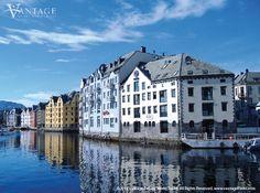 Alesund, #Norway. #cruise #travel