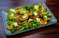 Viikunasalaatti - Katso herkullinen resepti!