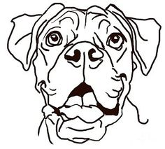 Boxer Dog Drawing & The Boxer Love Of My Life by I Am Lalanny Boxer Dog Drawings (Page of & Fine Art America Source by The post Boxer Dog Drawings (Page of Boxer Dog Tattoo, Dog Tattoos, Animal Sketches, Animal Drawings, Dog Drawings, Dog Sketches, Dog Coloring Page, Animal Coloring Pages, White Boxer Dogs