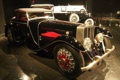 1930 Bucciali TAV 8 Roadster (only original Bucciali remaining) 4