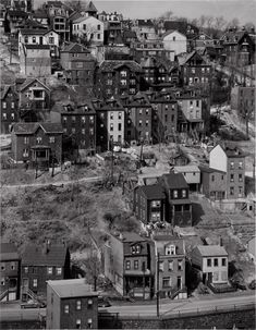 (Overview: North Side, behind Allegheny General Hospital) Carnegie Library, Carnegie Museum Of Art, Windmill Hill, Pennsylvania History, City Limits, Pittsburgh Pa, Interesting History, General Hospital, Old Pictures