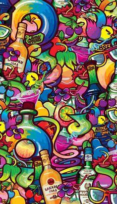 Illustrations Discover Wall graffiti art colour New Ideas Graffiti Wallpaper Cool Wallpaper Wallpaper Backgrounds Iphone Wallpaper Wallpapers Graffiti Doodles Graffiti Art Doodle Art Drawing Art Drawings Cute Doodle Art, Doodle Art Designs, Doodle Art Drawing, Art Drawings, Graffiti Wallpaper Iphone, Wallpaper Backgrounds, Iphone Wallpaper, Wallpaper Art, Graffiti Doodles
