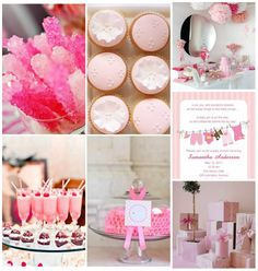 princess themed baby shower ideas - Google Search