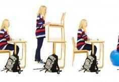 Vähemmän istumista