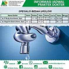 Jadwal #spesialis #dokter #urologi #bak #keperawatan #rsmeilia #cibubur #depok #cileungsi #bekasi #bogor #jakarta