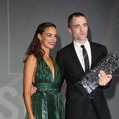 Robert Pattinson receives tribute award at Deauville Film Festival (349080)