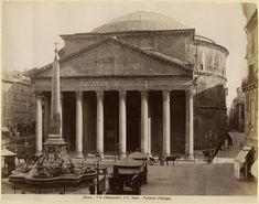 File:Fratelli D'Alessandri - n. 101 - Roma - Pantheon d'Agrippa