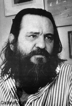 Salvador Garmendia, escritor venezolano. En 1973 obtuvo el Premio Nacional de Literatura. Foto: Enrique Hernández/Cadena Capriles