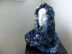 Großer warmer Schal von der woll-loewe auf DaWanda.com