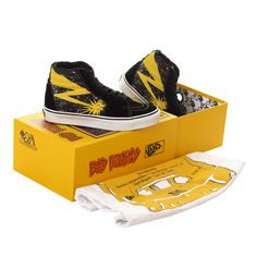 NO chingues!! Los quiero!! Bad Brains Vans    These are incredibly ugly but I want them anyway.