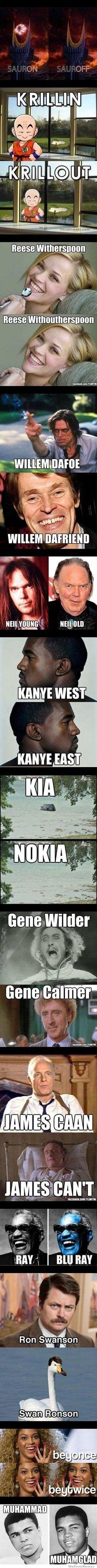 Meme puns!