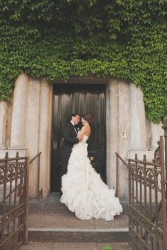 Wedding Dress | Vera Wang bride