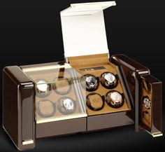 Agresti, Stockinger, Doettling, Buben & zorweg, luxury safes, bespoke design, most expensive, luxury jewelry, timepieces, jewelry safes. See more luxury pieces here: http://luxurysafes.me/blog