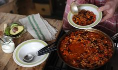 Back to basics: There is no one recipe for chilli con carne – so feel free to experiment