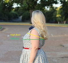 The Beginners Guide: Full Bust Adjustment - by Mary at The Curvy Sewing Collective