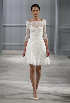 Abiti da sposa 2014 Monique Lhuillier 2014