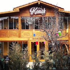 Konak kahve evi Cafe bistro Ankara ledli cephe tabelası çalışmamız - Alpay Reklam Tabela - Google+