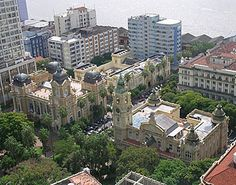 Pontos Turísticos em Porto Alegre | Viajar Pelo Mundo