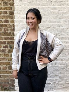 The Bertha Cardigan // Make It Simple - Self Assembly Required