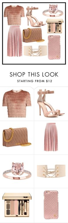 """""""Untitled #999"""" by fashionqueen556 ❤ liked on Polyvore featuring Raey, Gianvito Rossi, Topshop and Tory Burch"""