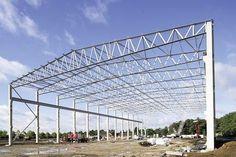 figure  typical steel trusses details steel trusses truss structure steel buildings