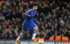 Diego Costa đang xem xét việc chuyển tới Trung Quốc thi đấu - Tin nóng bóng đá 24h
