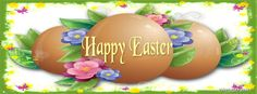 Happy Easter Facebook Covers, Happy Easter FB Covers, Happy Easter Facebook…