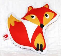 fox cushion - Google Search