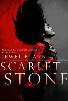 Cover Reveal: Scarlet Stone by Jewel E. Ann - On sale December 2016! #CoverReveal