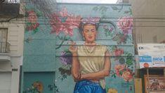 Dorrego y bonpland #Mural #paredesquehablan