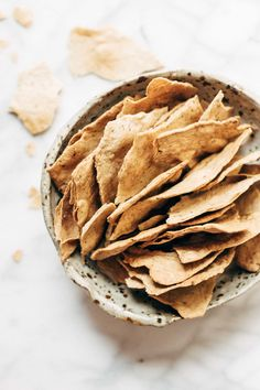 Easy Homemade Flatbread Crackers