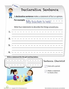 """It's time to hone those composition skills! Help your little learner get it """"write"""" with these second grade composition worksheets. These printables will encourage kids to sharpen writing skills just in time for back to school. 2nd Grade Worksheets, Writing Worksheets, Worksheets For Kids, Comprehension Worksheets, Printable Worksheets, Reading Comprehension, Printables, 2nd Grade Ela, 1st Grade Writing"""