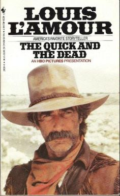 Sam Elliot and Louis L'Amour? The perfect combination. I liked these western novels (especially this one)  when I was very young..it was just better  than  seeing the cowboys movies!!