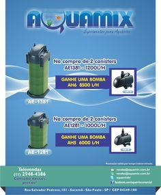 Campanha de E-mail Marketing Promocional - Aquamix