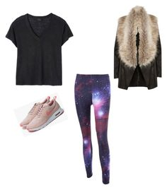 """""""Untitled #268"""" by lignonolivia on Polyvore featuring Deby Debo, River Island and NIKE"""