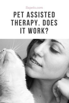 Pet assisted therapy is gaining traction everywhere. It can be applied for medical and emotional conditions. People with physical ailments, emotional sickness, suffering anxiety or even children have benefited from it.