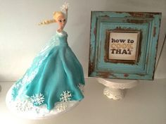 Frozen Elsa Cake Reardon