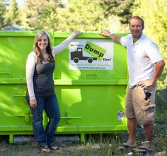 Bin There Dump That is a #GreenMachine that's growing faster than the #IncredibleHulk!