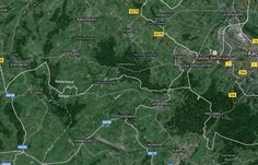 Wikiloc - route MTB versie Zuid Limburg en over de grens - Dijk, Limburg (Nederland)- GPS track