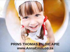 Gratis Volledige luisterstorie: Prins Thomas en die apie. #luisterstorie #annaemmwapadrand #audiostorie #gratis Kids Education, Best Mom, Afrikaans, Anna, Kids, Early Education